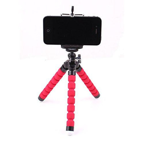 Wide Angle, Macro, & Fish Eye Lens + ZoomFlex™ Tripod with Bluetooth Remote