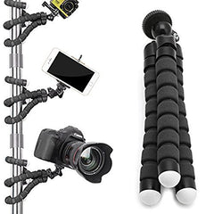 TriFlex™ Adjustable Universal Tripod with Bluetooth Remote