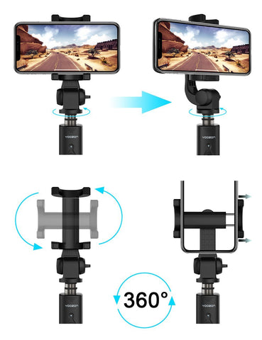 2 in1 Filming Handle and Tripod