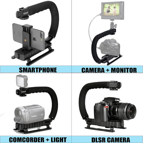 4-in-1 Smartphone Action Camera Stabilizer Deal