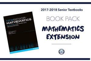 Mathematics Extention