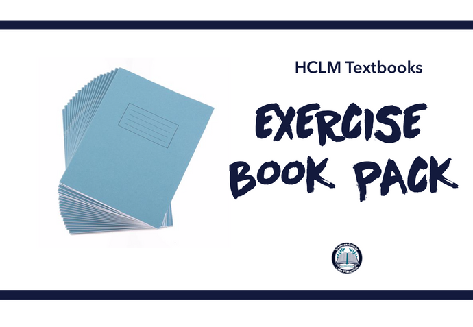 EXERCISE BOOK PACK