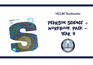 PEARSON SCIENCE + COURSE PACK - YEAR 9