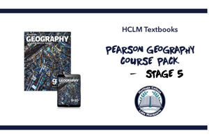 PEARSON GEOGRAPHY STAGE 5 COURSE PACK
