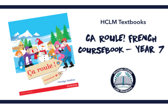 CA ROULE! FRENCH HIRE FEE - Year 7