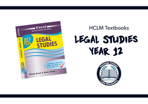 Recommended - Excel Legal Studies HSC
