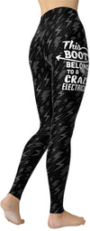THIS BOOTY ELECTRICIAN - Leggings