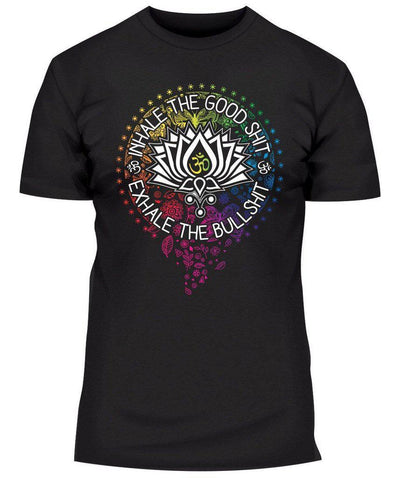 INHALE AND EXHALE (LOTUS) - SHIRTS