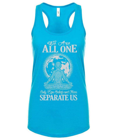 WE ARE ALL ONE (MEDITATING) - SHIRTS
