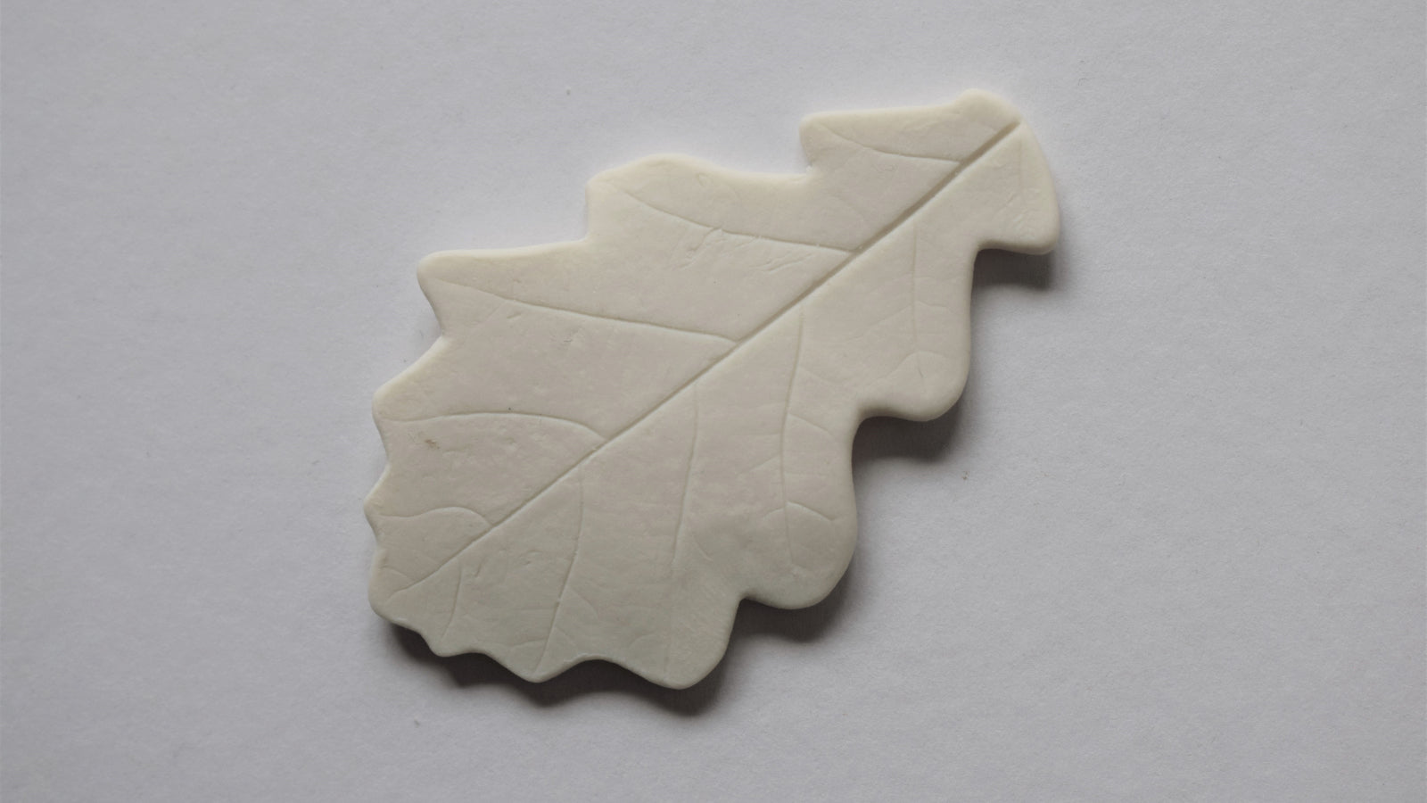 Large Oak Leaf Brooch