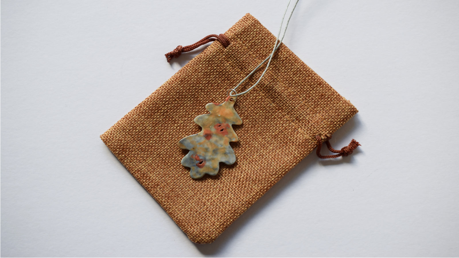 `Autumn Days' Pendant