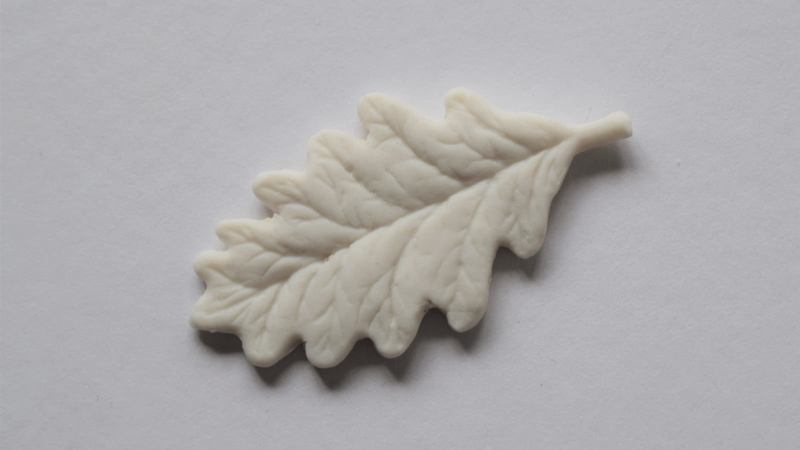 Small Oak Leaf Brooch