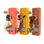 Load image into Gallery viewer, Pure Meaty Dog Jerky Combo 50gms - pack of 3