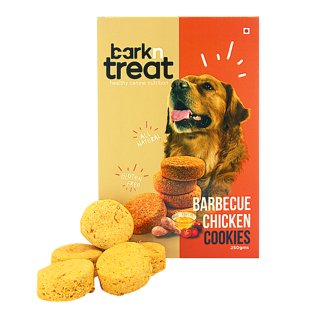 Barbeque chicken Dog Cookies