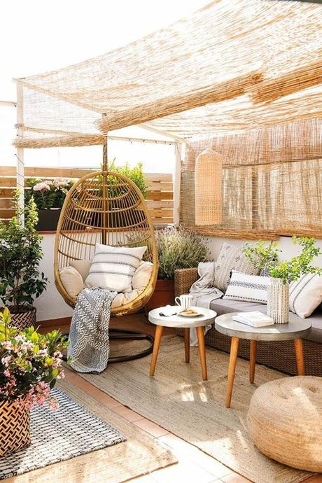 3 Tips to keep your outdoor living area warm this Winter
