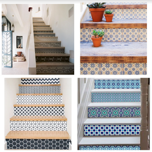 Staircase Makeover - a stairway to heaven