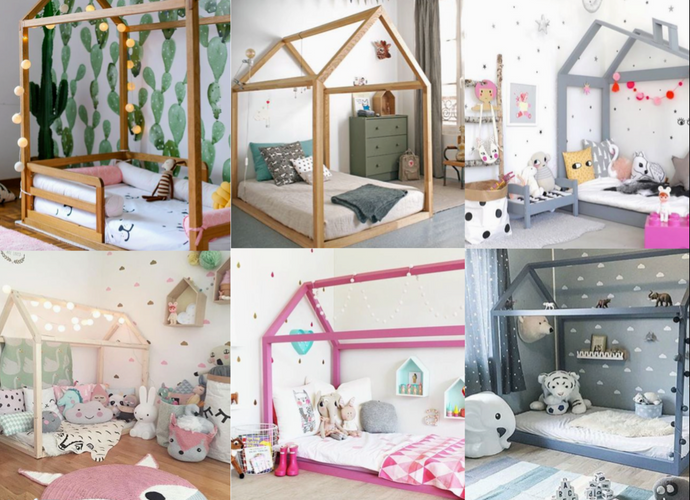 Creative Ideas for Kids' Bedrooms