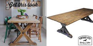 Get this look: Sienna Dining Table