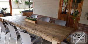 Jacaranda Teak Table Testimonial