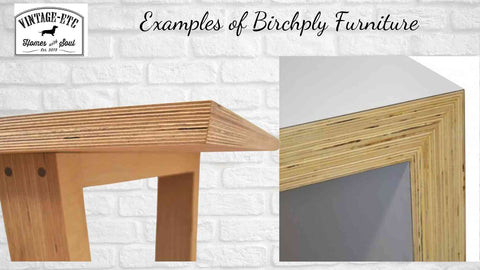 2 examples of bespoke Birch Plywood, custom made by vintage-etc in Cape Town. We make custom made & bespoke tables, benches, free-standing kitchen islands, desks, media units & wardrobes in our Cape Town & Johannesburg workshops - using Oak, Oregon, Ash, Beech, Birch Ply & Meranti. We also sell imported furniture, provide design consulting services & make soft furnishing e.g. sofas & upholstered chairs in linen, velvet & stain resistant fabric