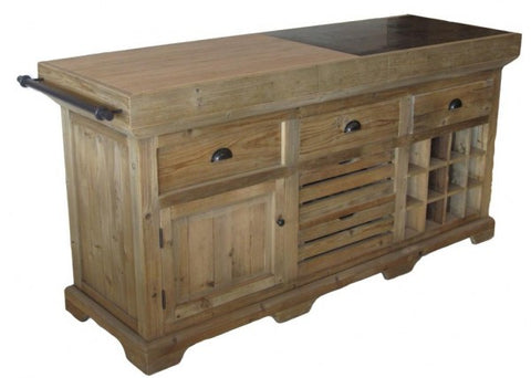 Owen kitchen island