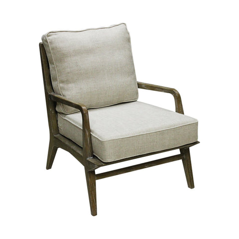 Cream linen occasional chair with a weathered Oak frame. A contemporary and classic designed armchair sold by vintage-etc in Cape Town. We make custom made & bespoke tables, benches, free-standing kitchen islands, desks, media units & wardrobes in our Cape Town & Johannesburg workshops – using Oak, Oregon, Ash, Beech, Birch Ply & Meranti. We also sell imported furniture, provide design consulting services & make soft furnishings e.g. sofas & upholstered chairs in linen, velvet & stain resistant fabric.