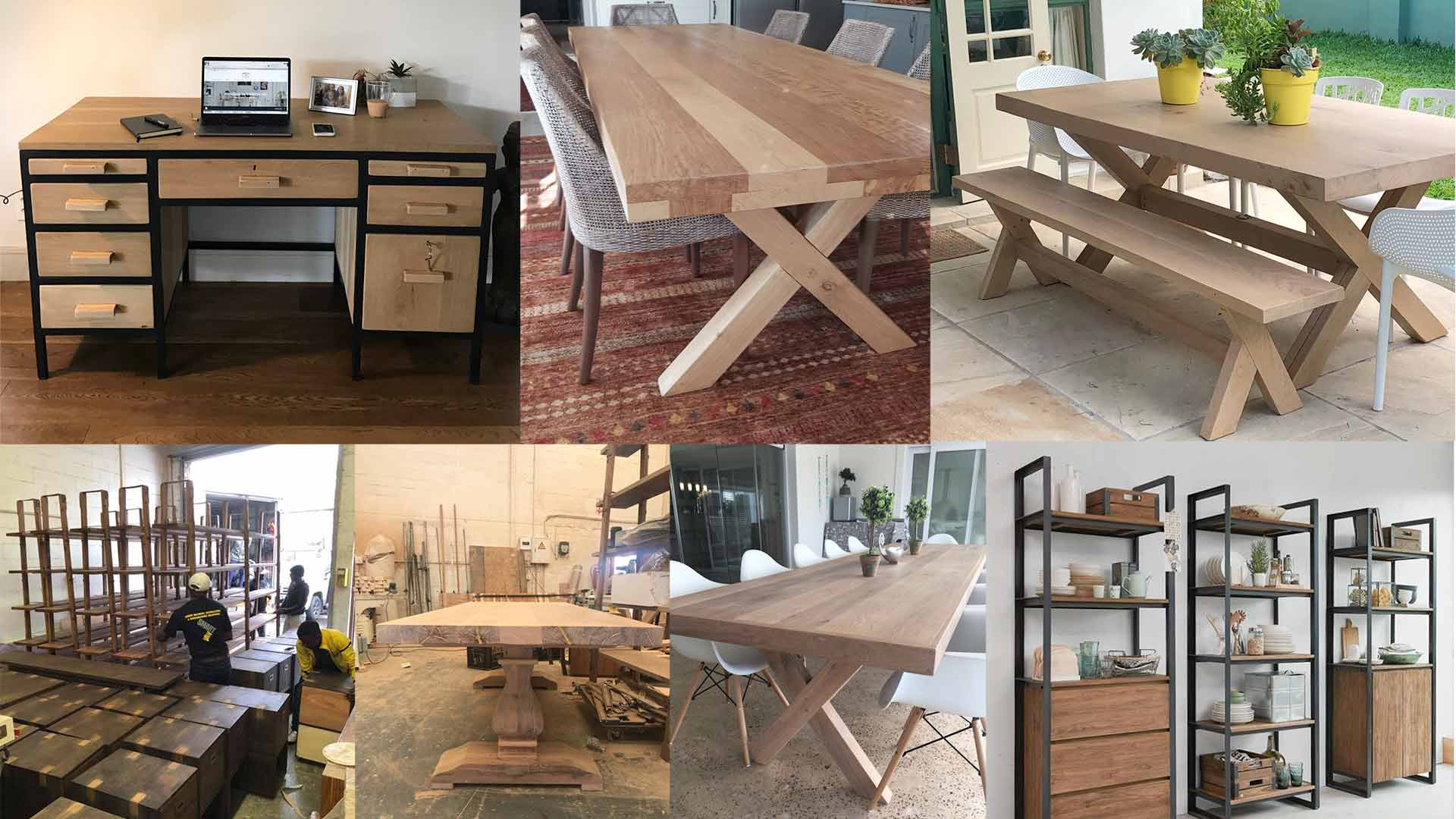 made to order table examples