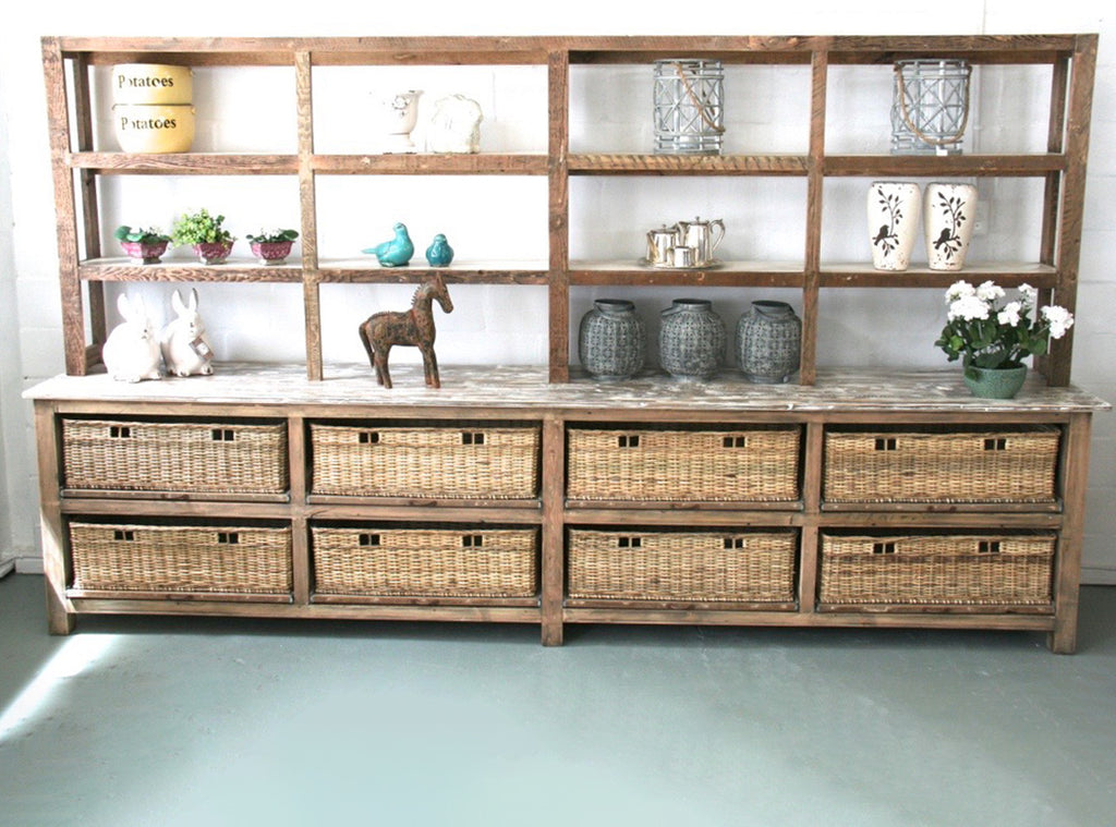 Made to measure : Playroom Storage Unit