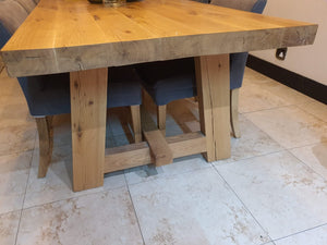 Anneke 70mm Oak Table