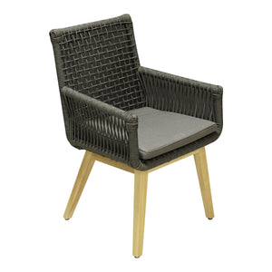 Easton Outdoor Chair & Cushion