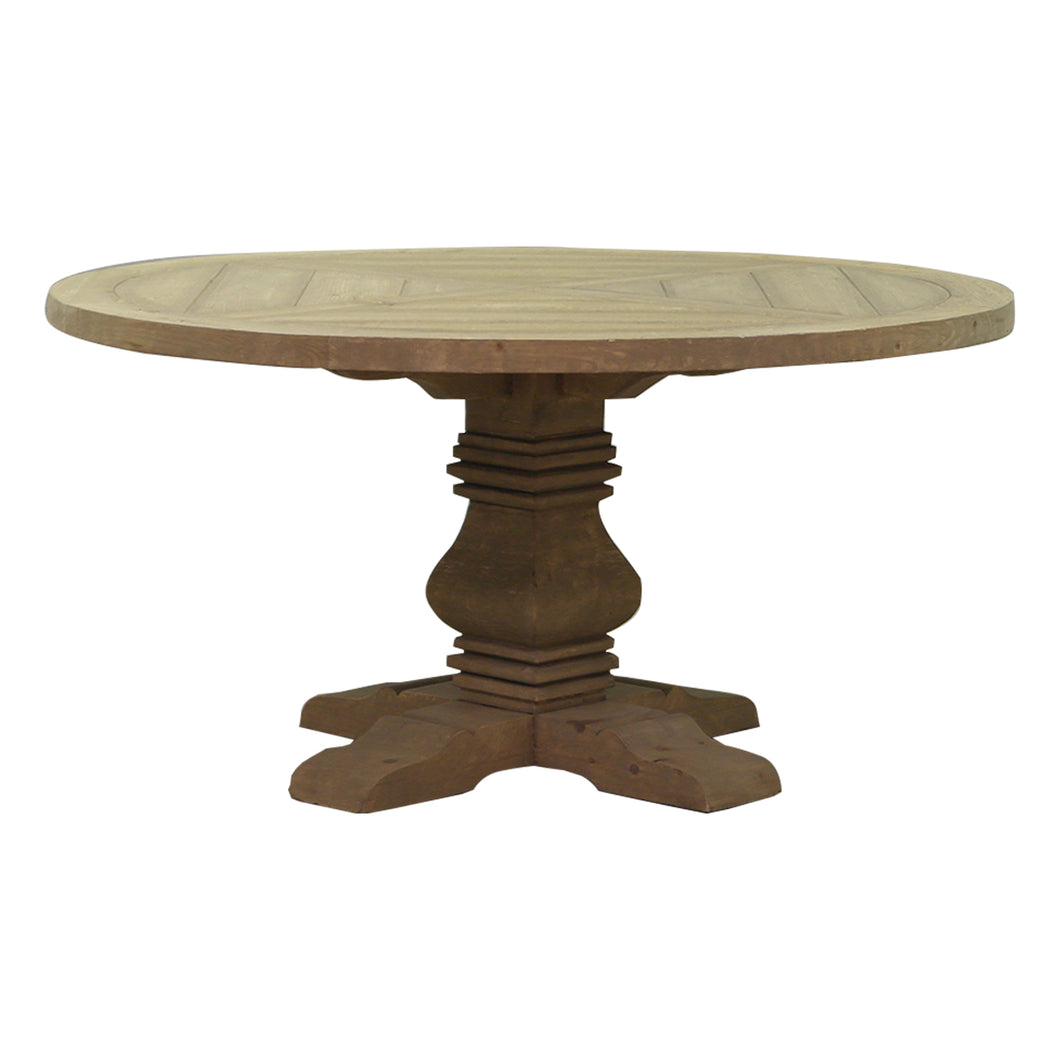 Benjaman Round Dining Table
