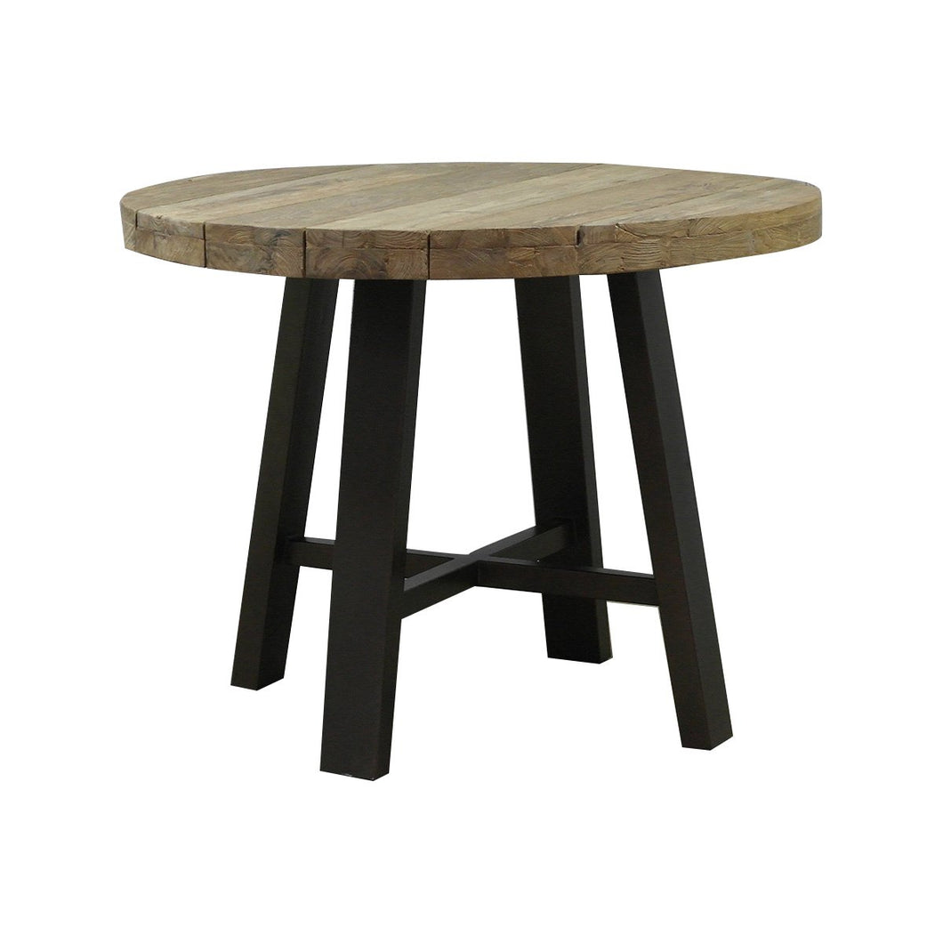 Brute Round Dining Table (4 seater)