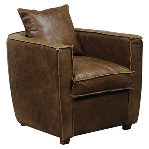 Cinematique leather Armchair