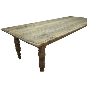 Jacaranda Teak Dining Table top