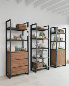 Modular Storage Shelves