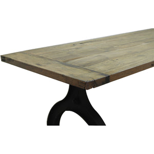 Wisteria Teak Dining Table