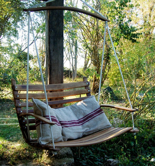 the idea swingchair swing steal chair to