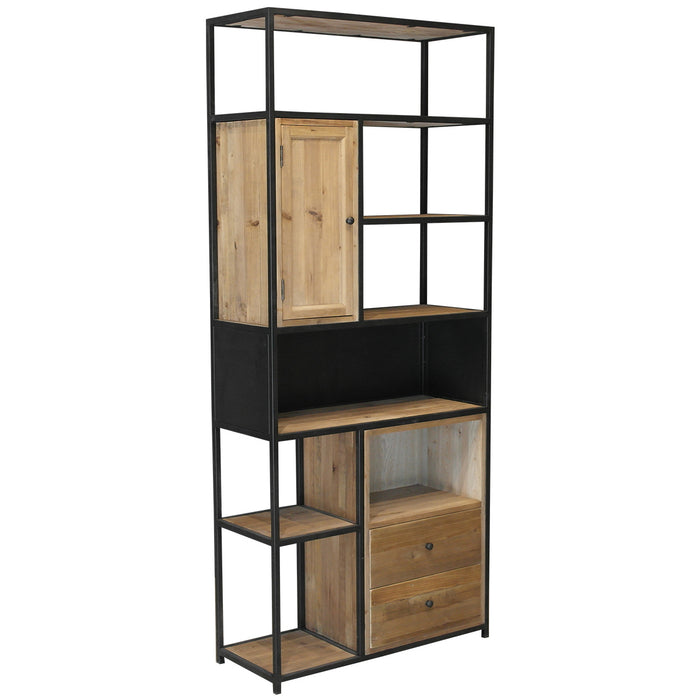 Block Shelf Unit