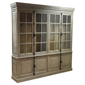 Crown Cabinet side view