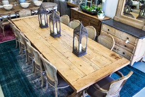 Farmhouse 12 Seater Table top