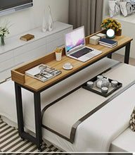 Overbed Desk on Wheels