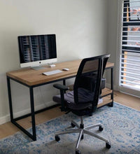 Load image into Gallery viewer, Cubus Desk -  A Custom Order Tubular Study Desk