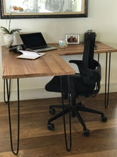 custom made L-shape desk south africa