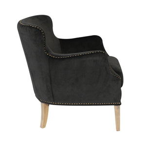 Lady Diana Armchair side