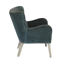 Load image into Gallery viewer, Lady Lucy Armchair side