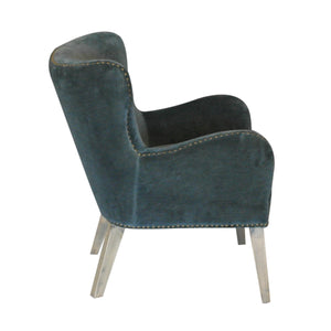 Lady Lucy Armchair side