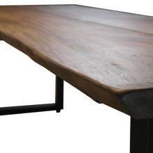 Live Edge Dining Table - top