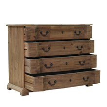 Old Colonial Chest