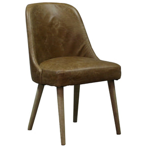 Pia Chair Vintage Leather