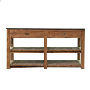 Ritchie Kitchen Island front